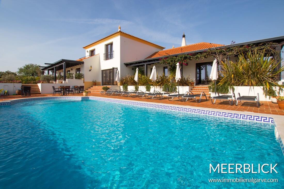 Haus meerblick zu verkaufen .: Algarve - Portugal