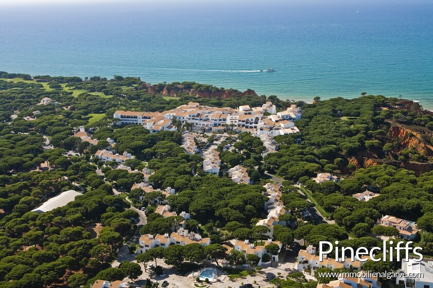 Pinecliffs, private Luxus-Resort an der Algarve