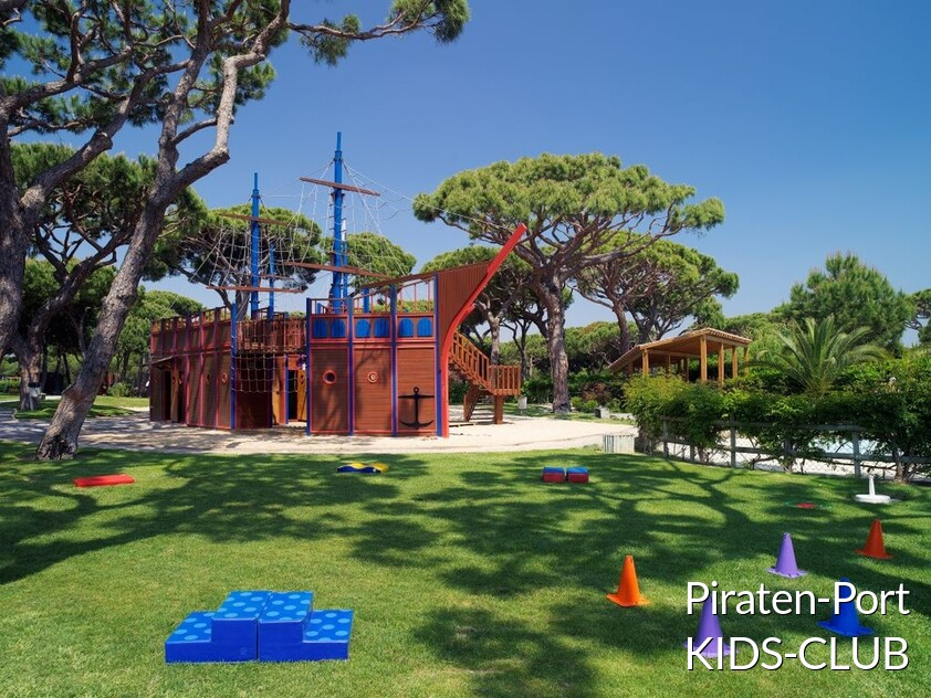 Piraten KIDS CLUB Port pinecliffs