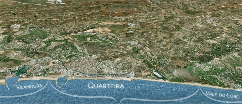 Quarteira - Satellit