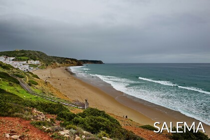 Salema Strand, Vila do Bispo - Algarve