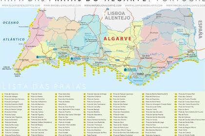 Flughafen Algarve Karte.Algarve Blog Praktische Informationen Für Neue Einwohner In Portugal