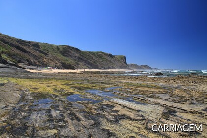 Carriagem Strand, Aljezur - Algarve